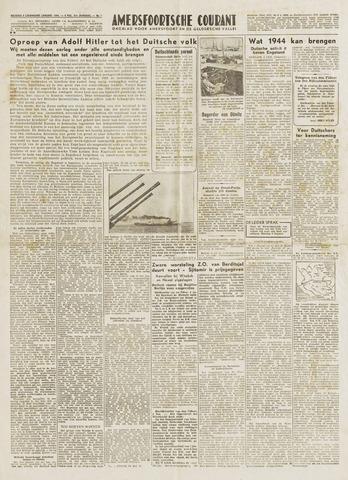 Amersfoortsche Courant 1944