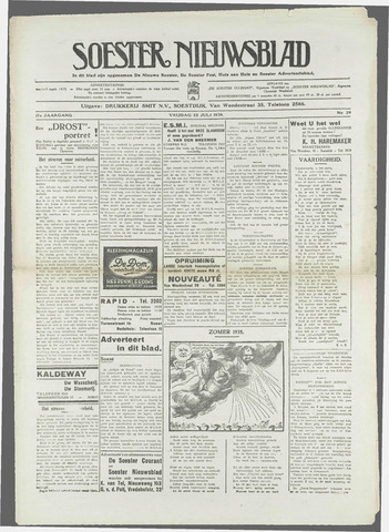 Soester Courant 1938-07-22