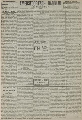 Amersfoortsch Dagblad / De Eemlander 1922-06-26