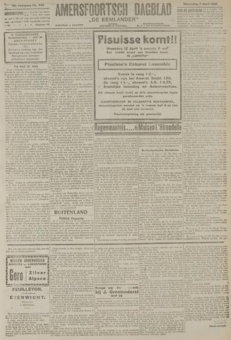 Amersfoortsch Dagblad / De Eemlander 1920-04-07