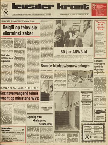 Leusder Krant 1983-07-28