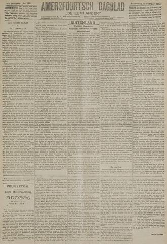 Amersfoortsch Dagblad / De Eemlander 1918-02-21