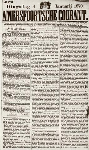 Amersfoortsche Courant 1870