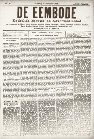 De Eembode 1894-12-22