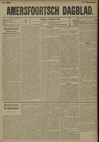 Amersfoortsch Dagblad 1911-03-10