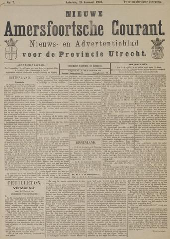 Nieuwe Amersfoortsche Courant 1903-01-24