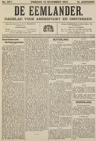 De Eemlander 1910-11-15