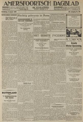 Amersfoortsch Dagblad / De Eemlander 1930-01-09