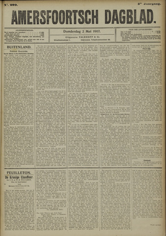 Amersfoortsch Dagblad 1907-05-02