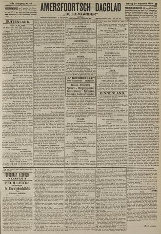 Amersfoortsch Dagblad / De Eemlander 1923-08-24