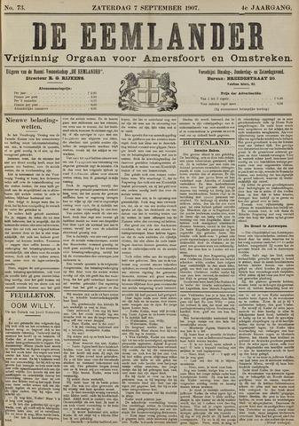 De Eemlander 1907-09-07