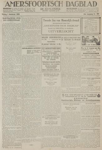 Amersfoortsch Dagblad / De Eemlander 1929-11-01