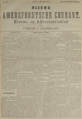 Nieuwe Amersfoortsche Courant 1895-04-20