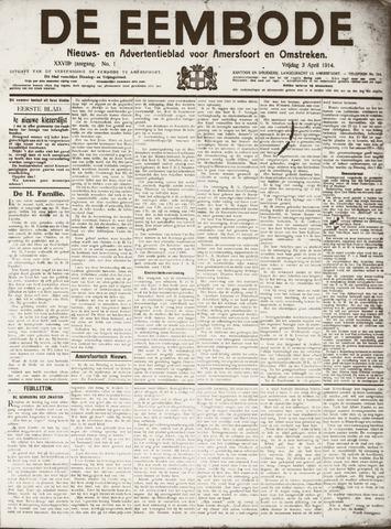 De Eembode 1914-04-03