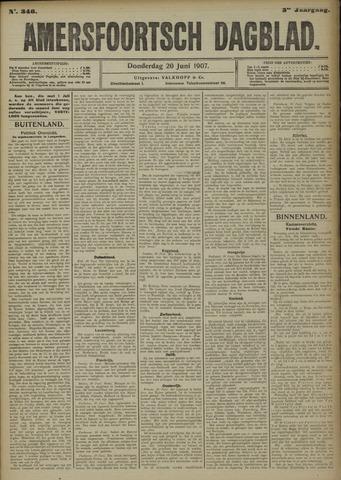 Amersfoortsch Dagblad 1907-06-20