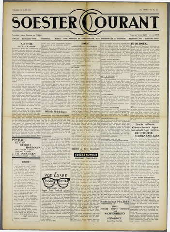 Soester Courant 1955-06-24