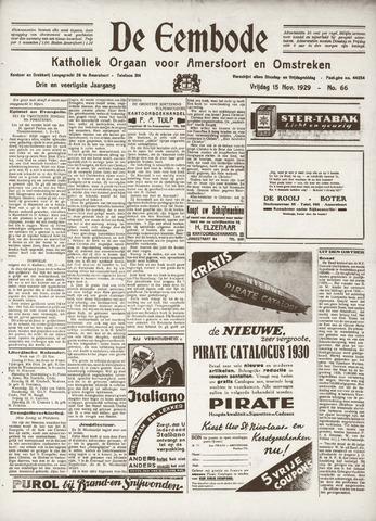 De Eembode 1929-11-15