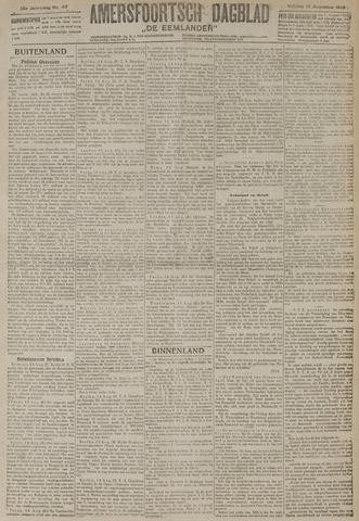 Amersfoortsch Dagblad / De Eemlander 1919-08-15