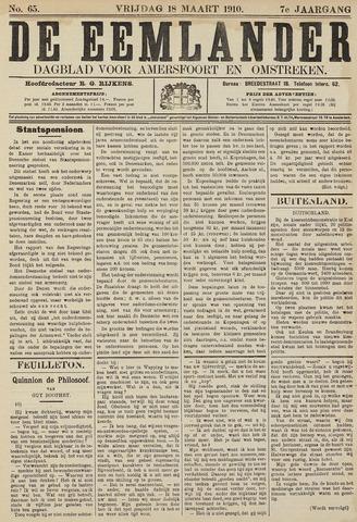 De Eemlander 1910-03-18