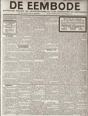 De Eembode 1918-02-01