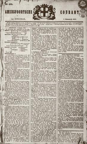Amersfoortsche Courant 1860