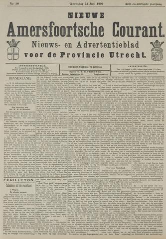 Nieuwe Amersfoortsche Courant 1909-06-23