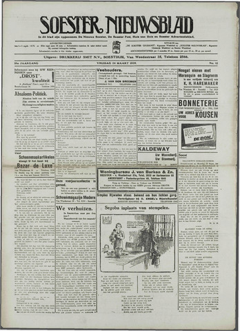 Soester Courant 1939-03-24