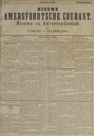 Nieuwe Amersfoortsche Courant 1888-06-02