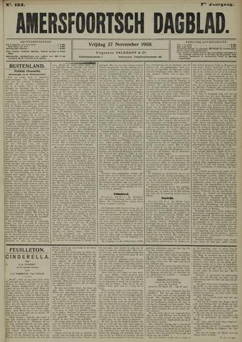 Amersfoortsch Dagblad 1908-11-27