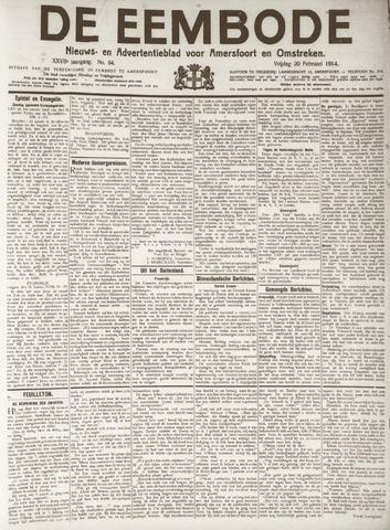De Eembode 1914-02-20