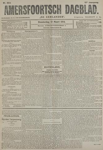 Amersfoortsch Dagblad / De Eemlander 1914-03-19