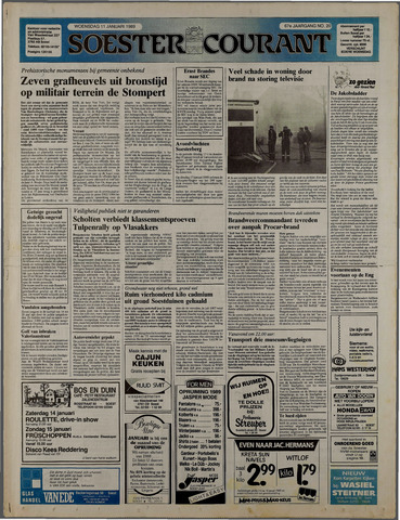 Soester Courant 1989-01-11