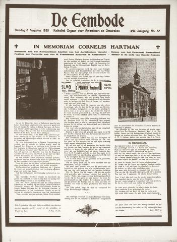 De Eembode 1935-08-06