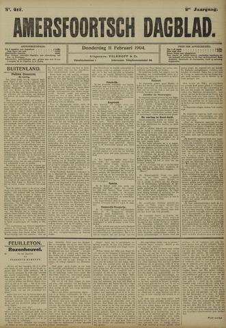 Amersfoortsch Dagblad 1904-02-11