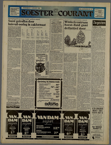 Soester Courant 1984-01-11