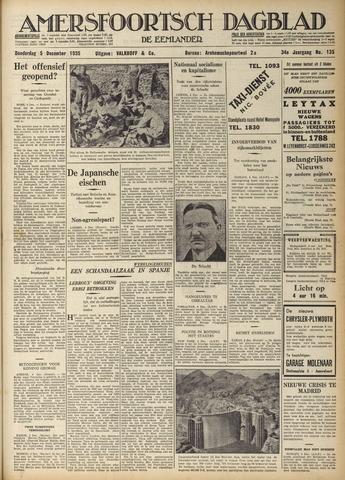 Amersfoortsch Dagblad / De Eemlander 1935-12-05