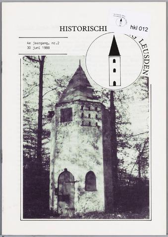 Historische Kring Leusden 1988-06-30