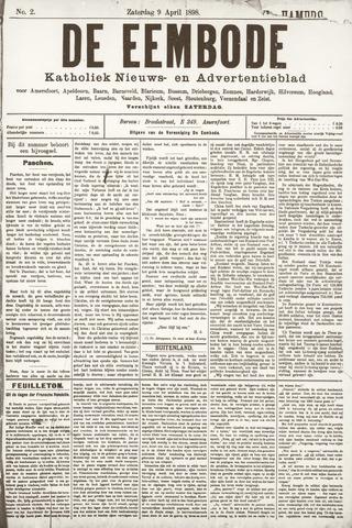 De Eembode 1898-04-09