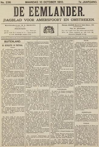 De Eemlander 1910-10-10