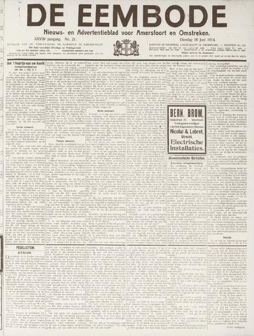 De Eembode 1914-06-16