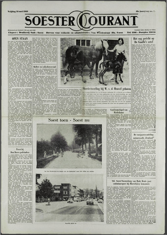 Soester Courant 1969-05-16