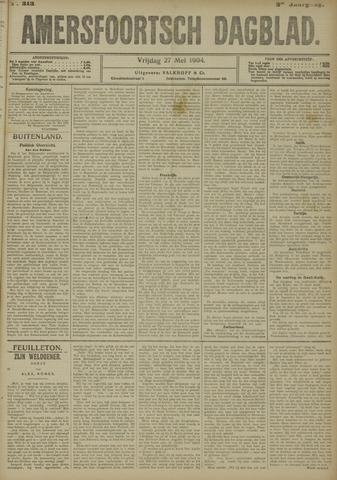 Amersfoortsch Dagblad 1904-05-27