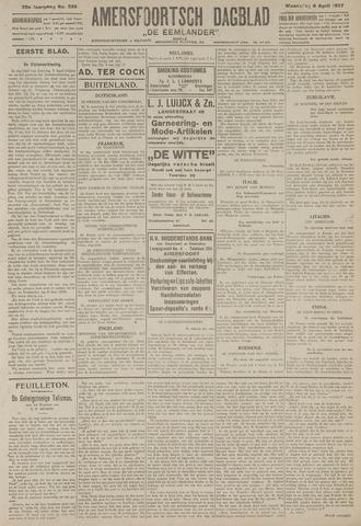Amersfoortsch Dagblad / De Eemlander 1927-04-06
