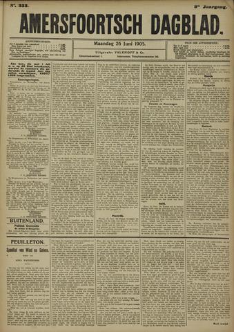 Amersfoortsch Dagblad 1905-06-26