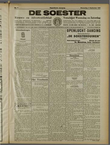 De Soester 1931-09-02