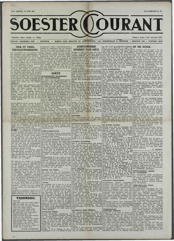 Soester Courant 1957-06-14