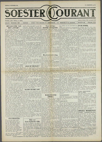 Soester Courant 1959-10-30