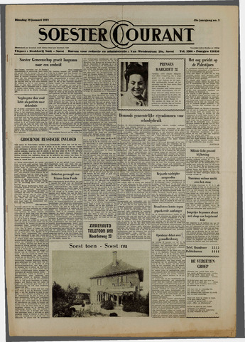 Soester Courant 1971-01-19