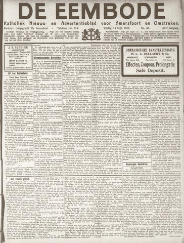 De Eembode 1917-09-14