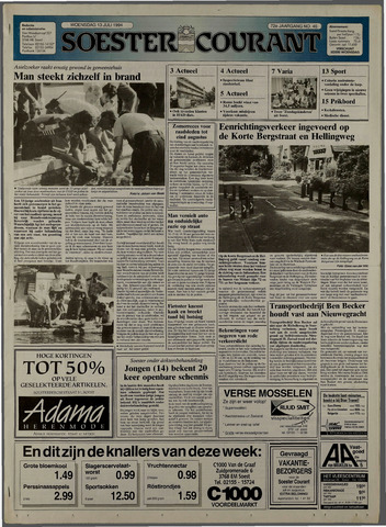 Soester Courant 1994-07-13